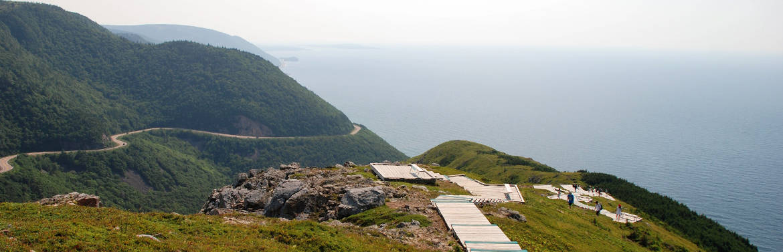 Capa Breton Nova Scotia