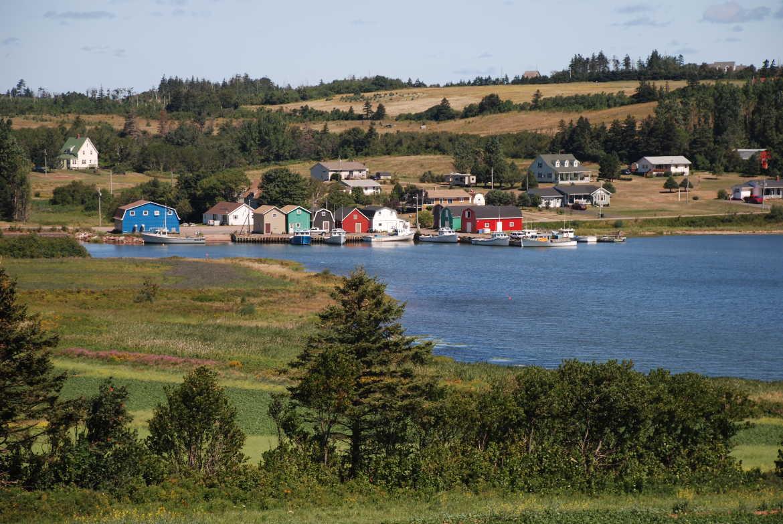 Prince Edward Island Landschaft