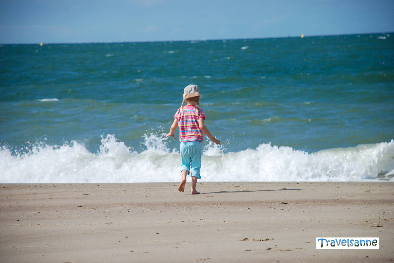 Familienurlaub in Zeeland