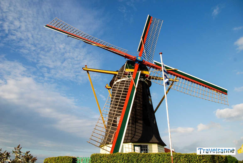 """Ausflugsziel beim Urlaub in Holland mit Kindern: """"Molen De Jonge Johannes"""" in Seerooskerke, Zeeland, Niederlande"""