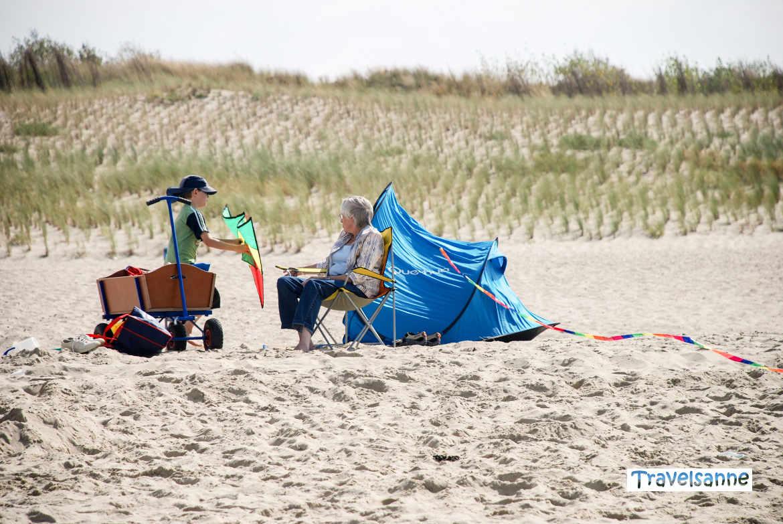 Urlaub in Holland mit Kindern und Großeltern, Zeeland
