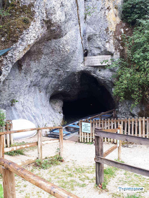 Tagesausflug auf die Schwäbische Alb zur Wimsener Höhle Friedrichshöhle