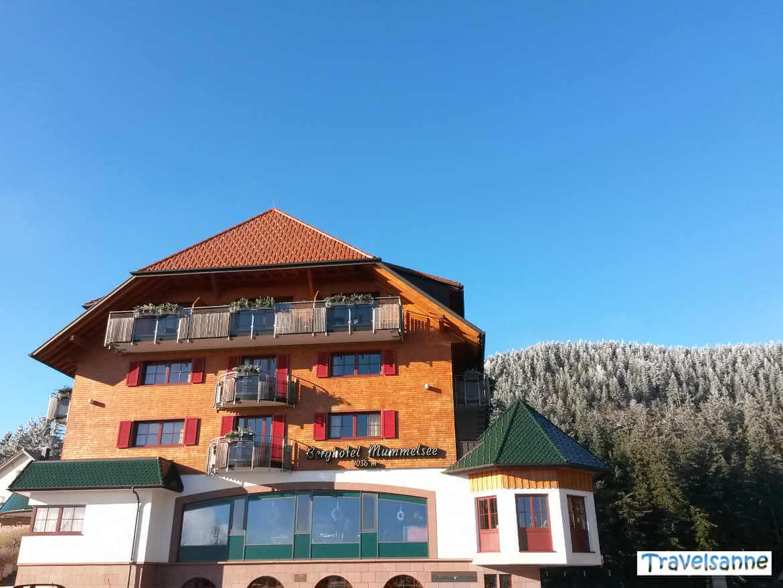 Wellness-Auszeit im Berghotel Mummelsee