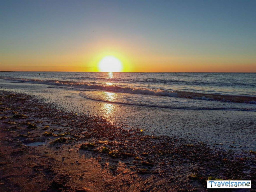 Traumhafte Sonnenuntergänge in Zeeland