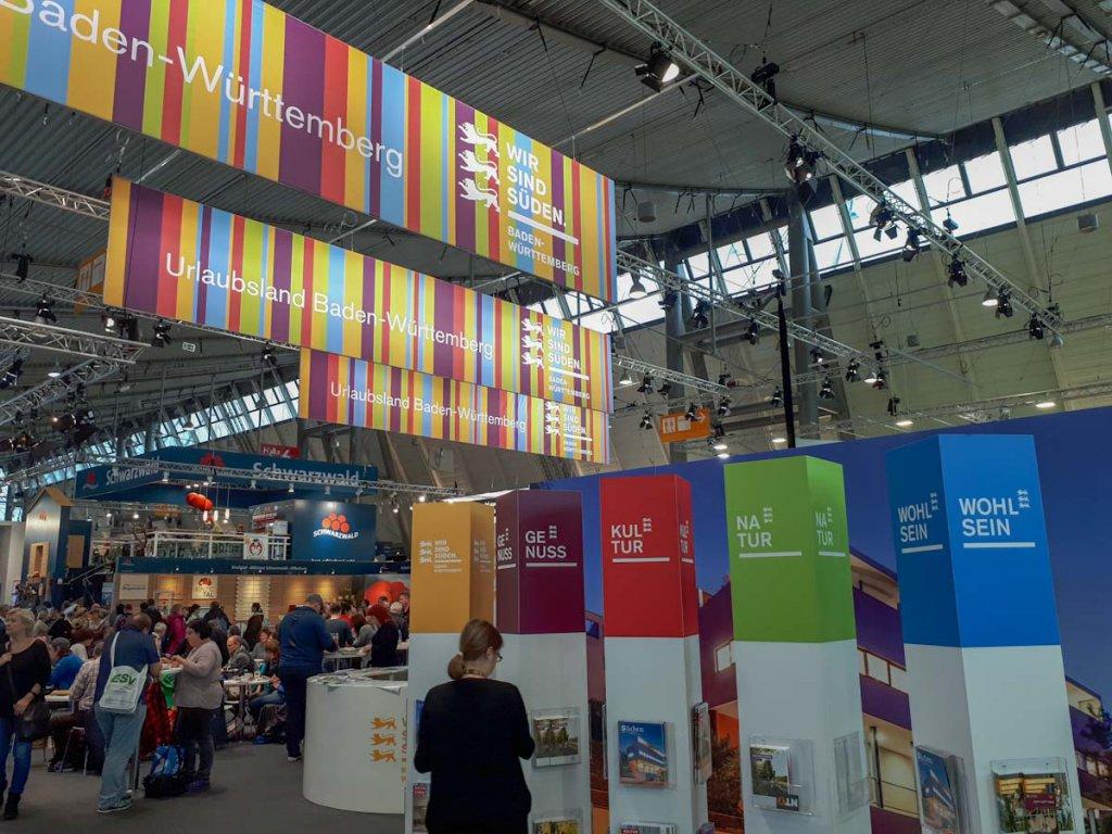 Baden-Württemberg präsentiert sich als Urlaubsland auf der CMT