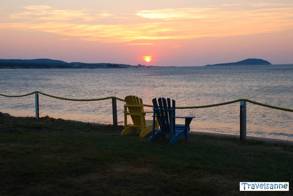 Atemberaubender Sonnenaufgang auf Cape Breton Island