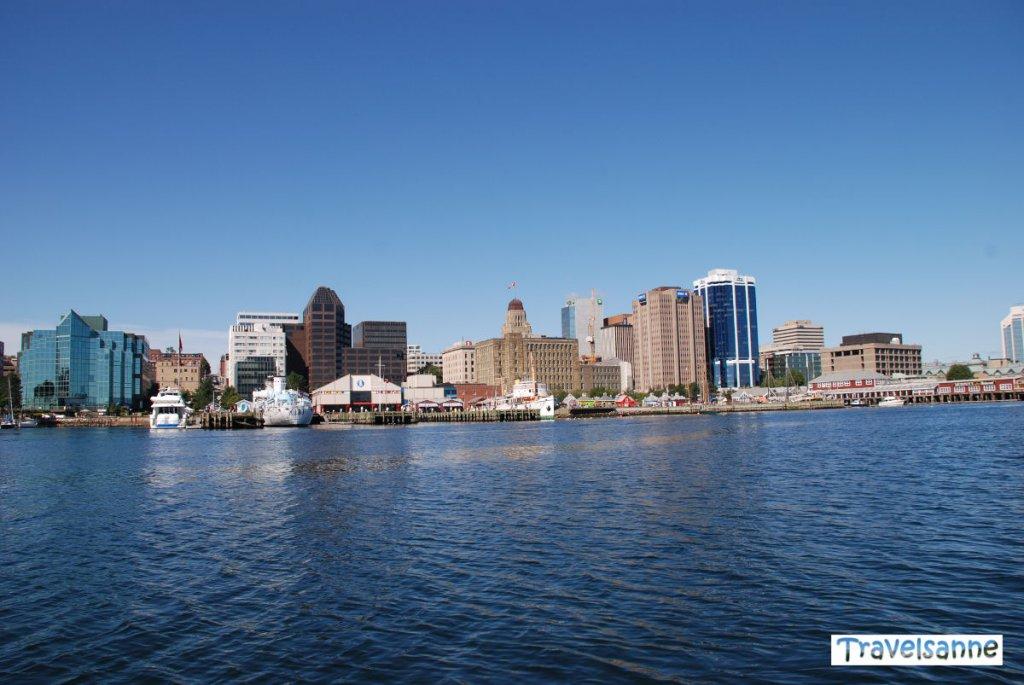 Halifax - Ausgangspunkt unserer 3-wöchigen Rundreise durch Kanadas Osten