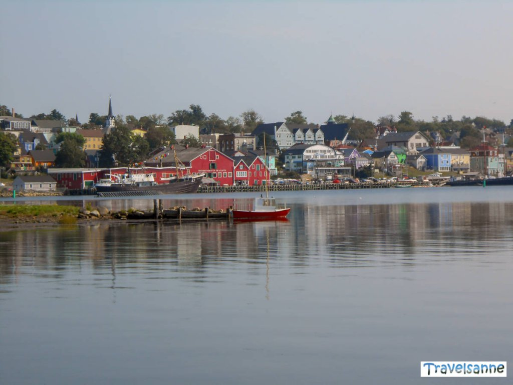 UNESCO Weltkulturerbe: Das farbenfrohe Lunenburg an der South Shore Nova Scotias