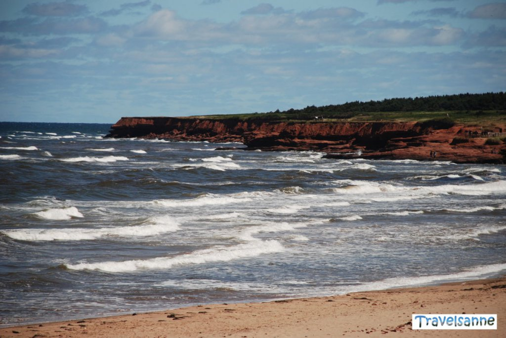 Der wildromantische Cavendish Beach im Prince Edward Island National Park