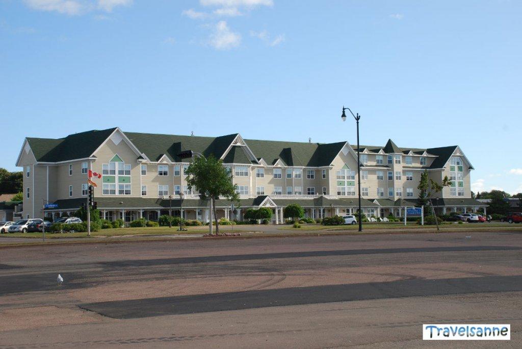 Unser Hotel in Summerside auf Prince Edward Island, Kanada