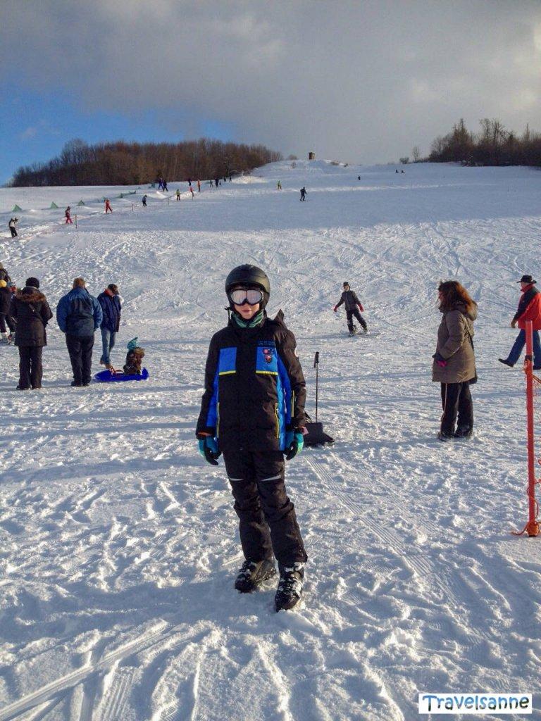 Skikurs mit dem Skiclub Undingen auf der Schwäbischen Alb