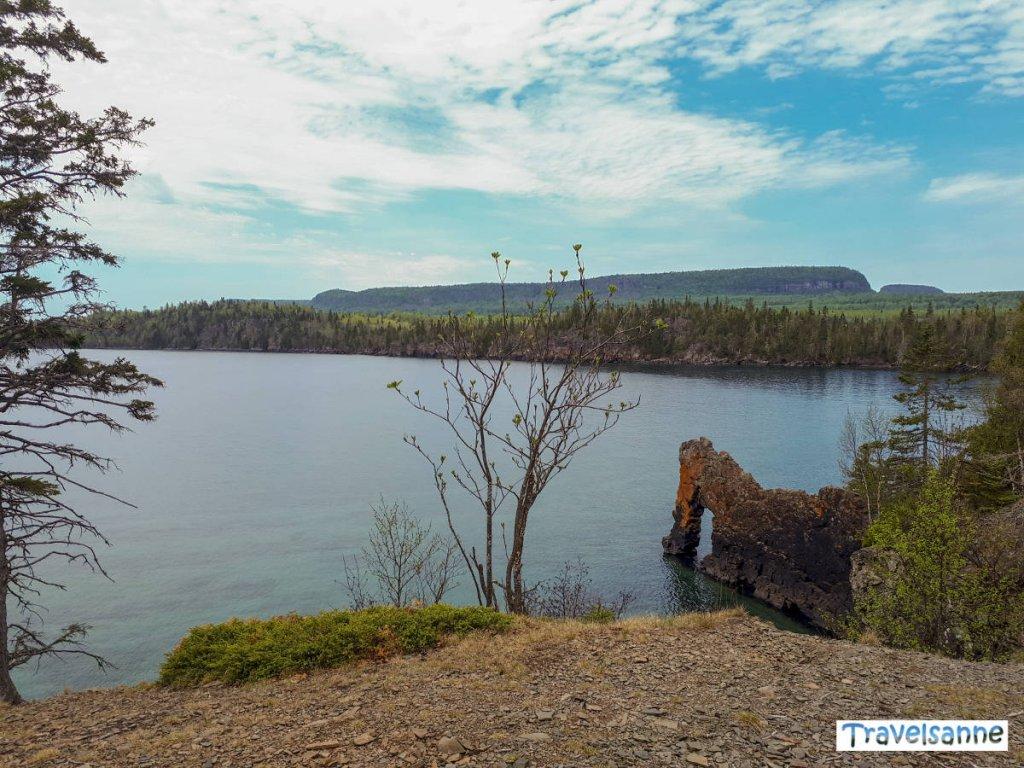 Wanderparadies: Der Sleeping Giant Provincial Park in Ontario, Kanada
