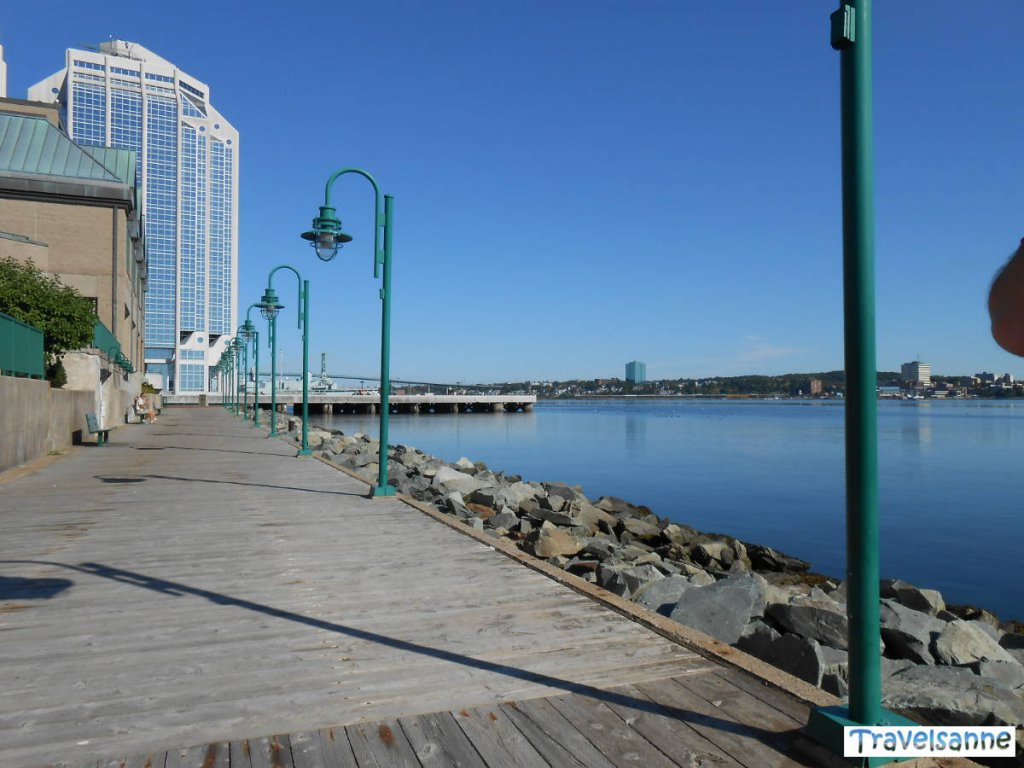Die perfekte Joggingstrecke am Morgen: Der kilometerlange Boardwalk in Halifax
