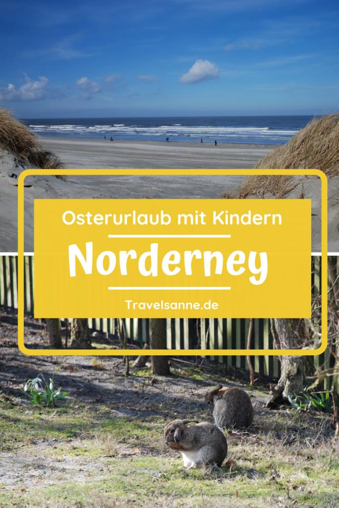 PIN Osterurlaub Norderney