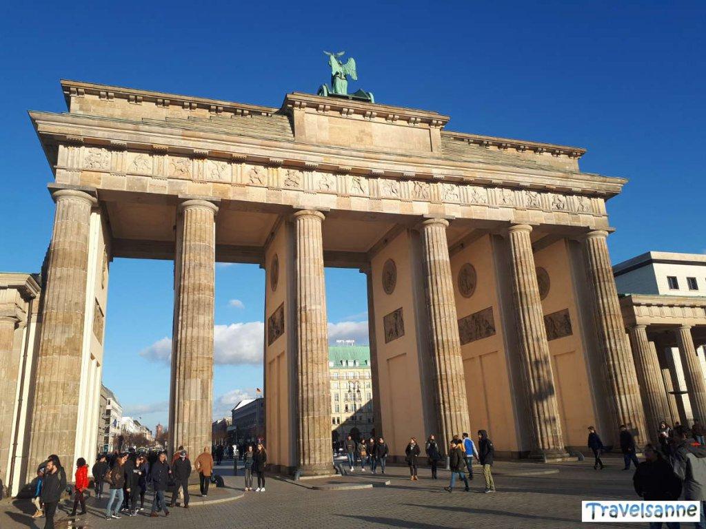 Berlins Fotospot Nummer 1: Das Brandenburger Tor