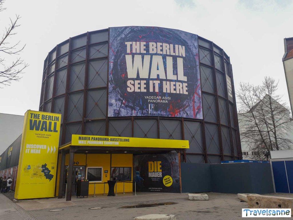 Yadegar Asisis 360 Grad Panorama zur Berliner Mauer