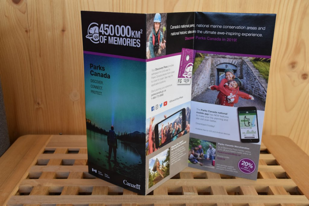 Lohnt sich: Der Parks Canada Discovery Pass