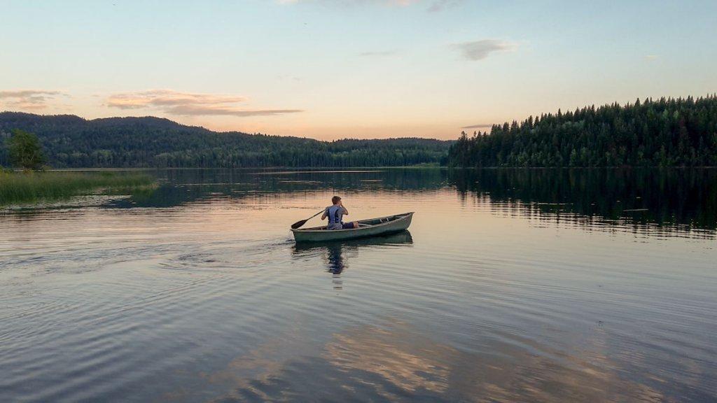 Spartipp Kanada: Lodge mit Kanuverleih