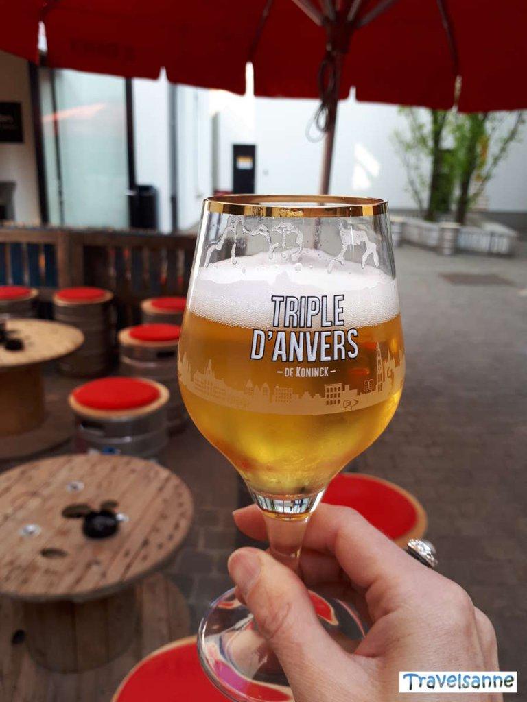 Brauereibesichtigung bei De Koninck