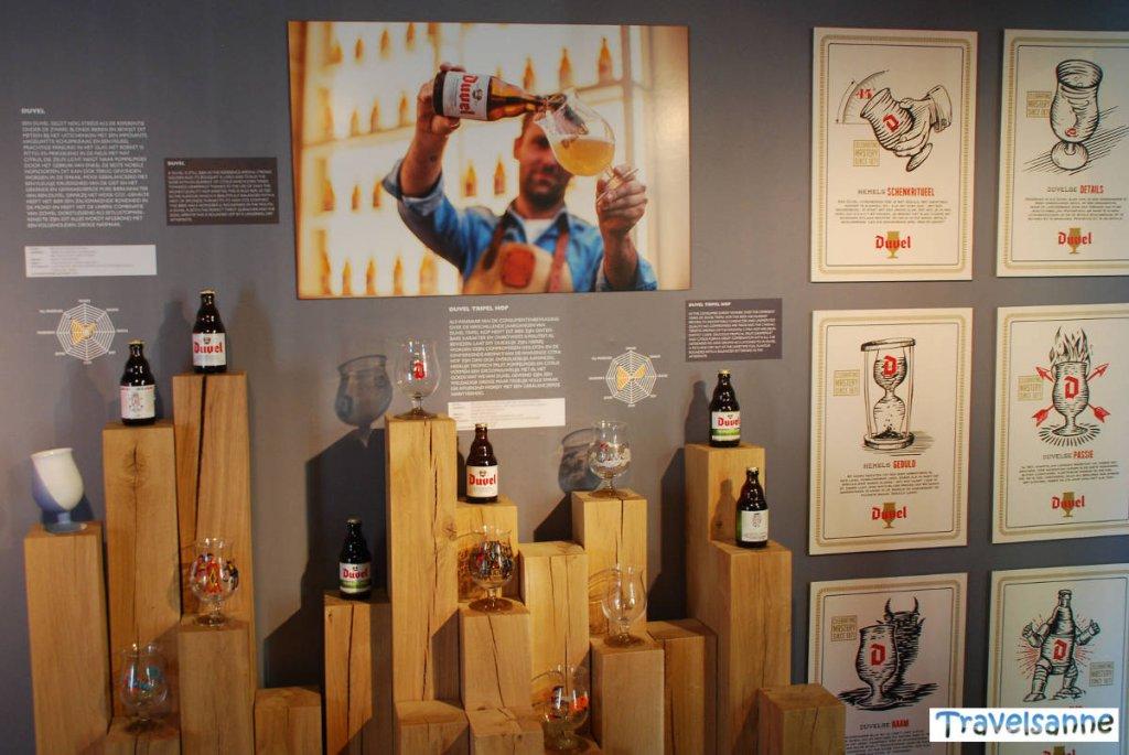 Besichtigung der Brauerei De Koninck in Antwerpen
