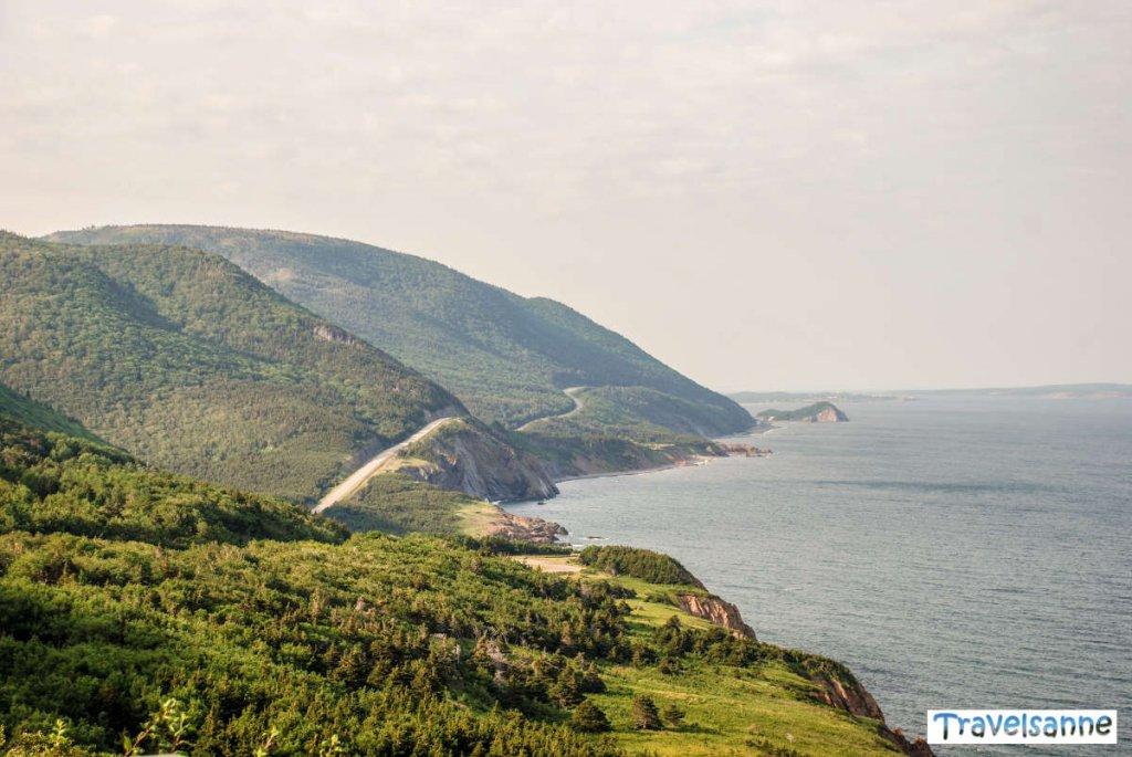 Eine von Kanadas Traumstraßen: Der Cabot Trail in den Cape Breton Highlands