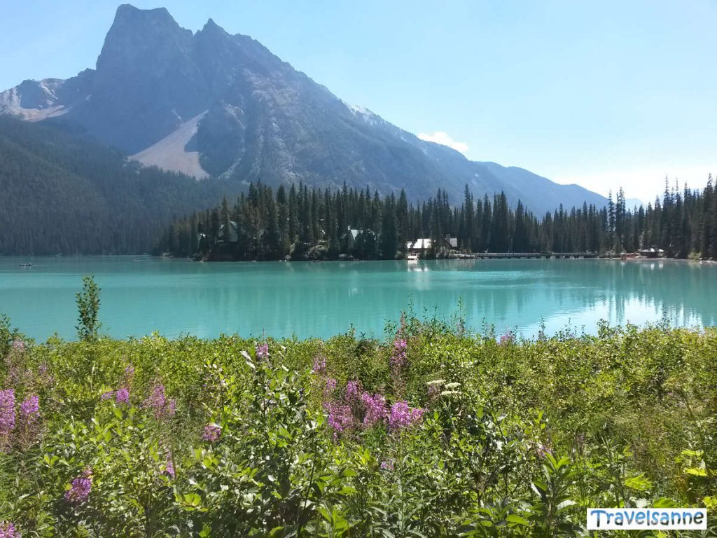 Kanada Guide: Der smaragdgrüne Emerald Lake im Yoho Nationalpark