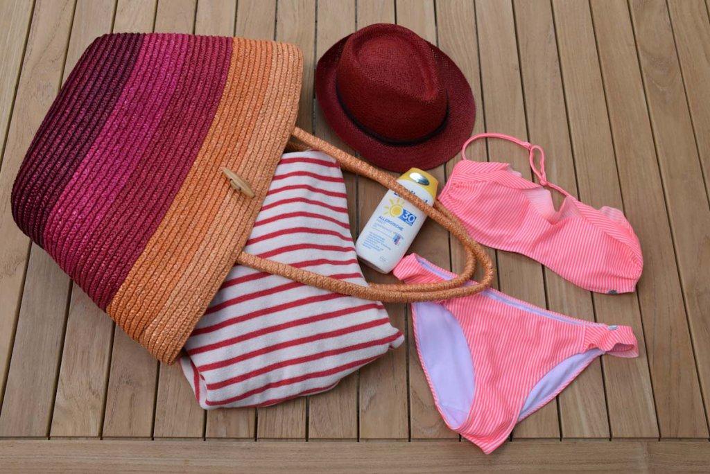 Packliste Kleidung für den Strandurlaub