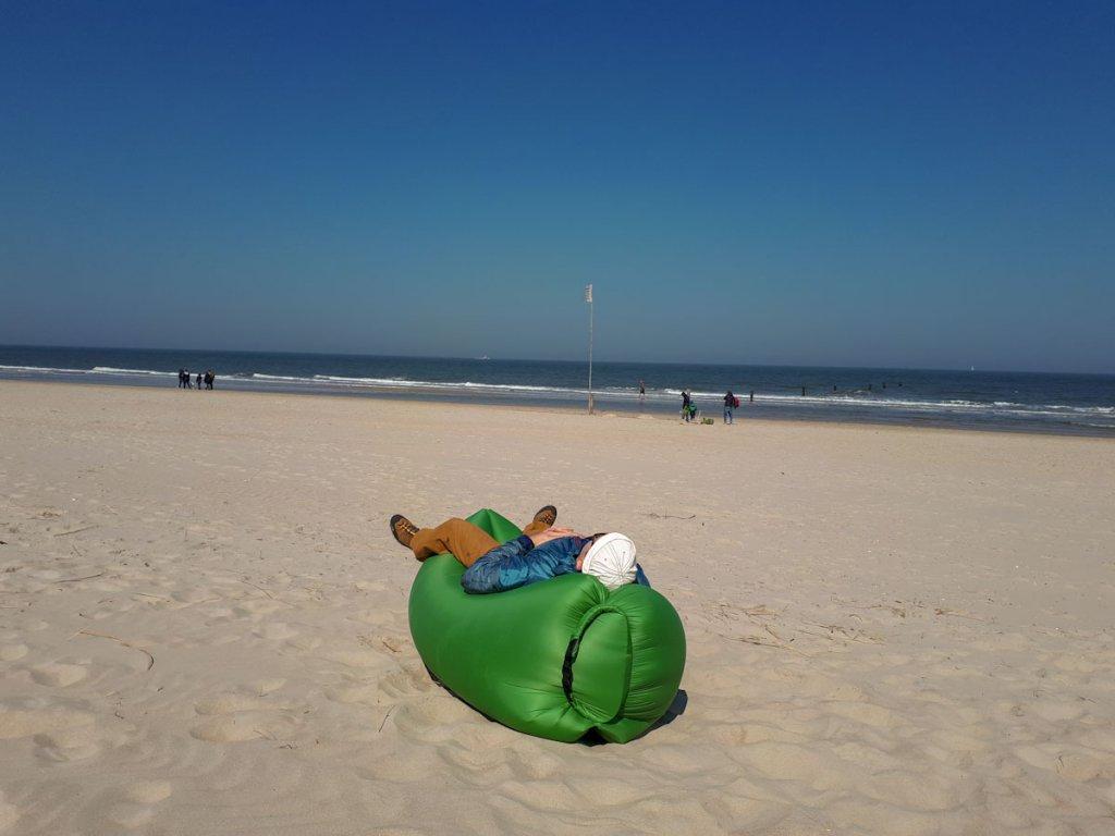 Entspannung im Familienurlaub am Meer