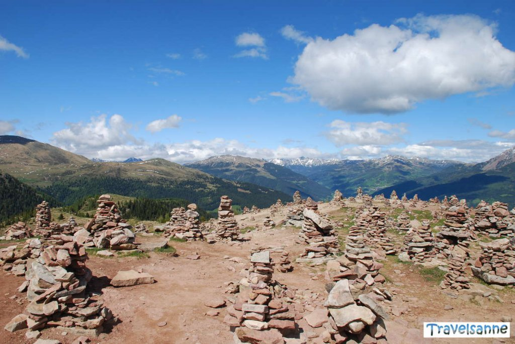 Mystischer Ort: Die Stoanernen Mandlen