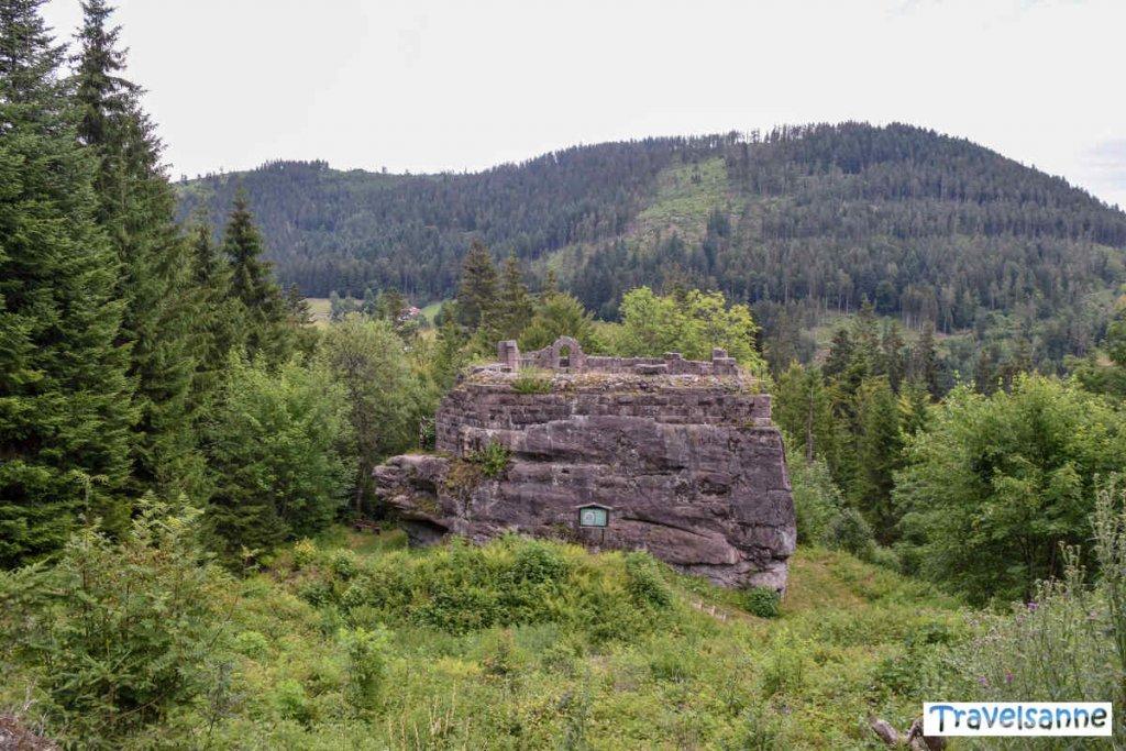 Am Ziel: Showdown auf Ruine Tannenfels