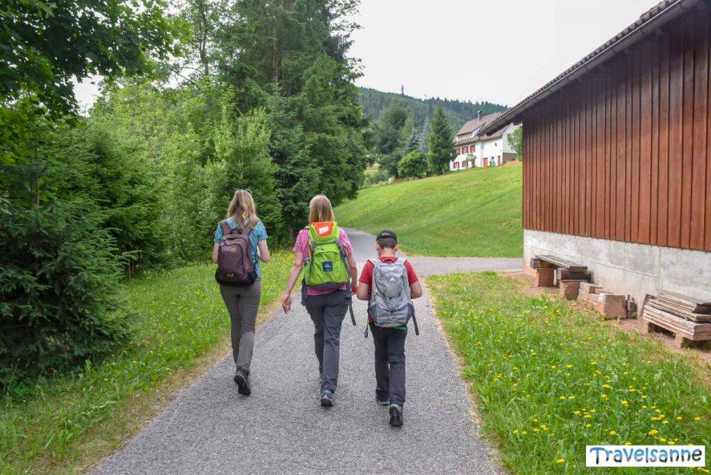 Unsere Mission in Baiersbronn: Hilfe für Avalee