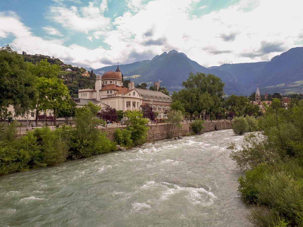 Merans Stadtführung im Südtirol Kurzurlaub