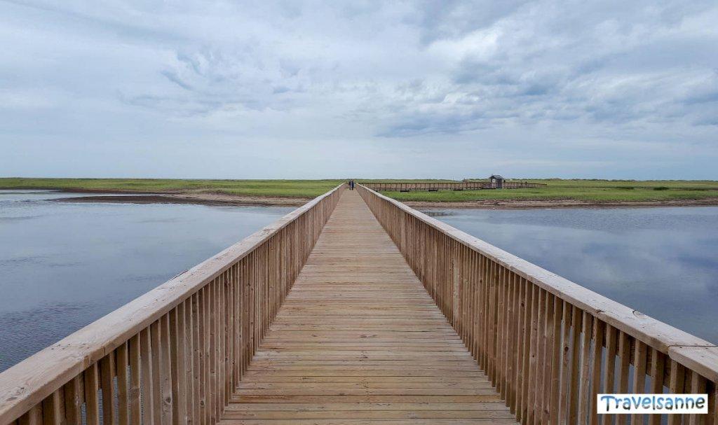 Kanada Reiseführer: Kouchibouguac Nationalpark in New Brunswick
