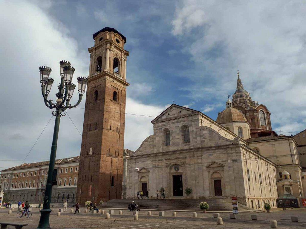 Turin Sehenswürdigkeiten: Der Dom mit dem berühmten Turiner Grabtuch