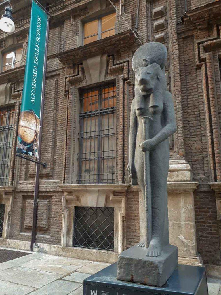 Museen Turin: Das weltbekannte Ägyptische Museum
