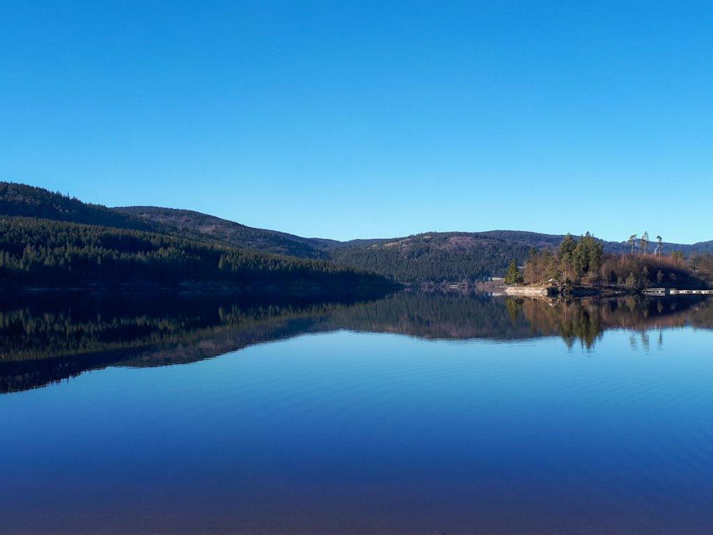 Einer der schönsten Seen in Baden-Württemberg: Der Schluchsee