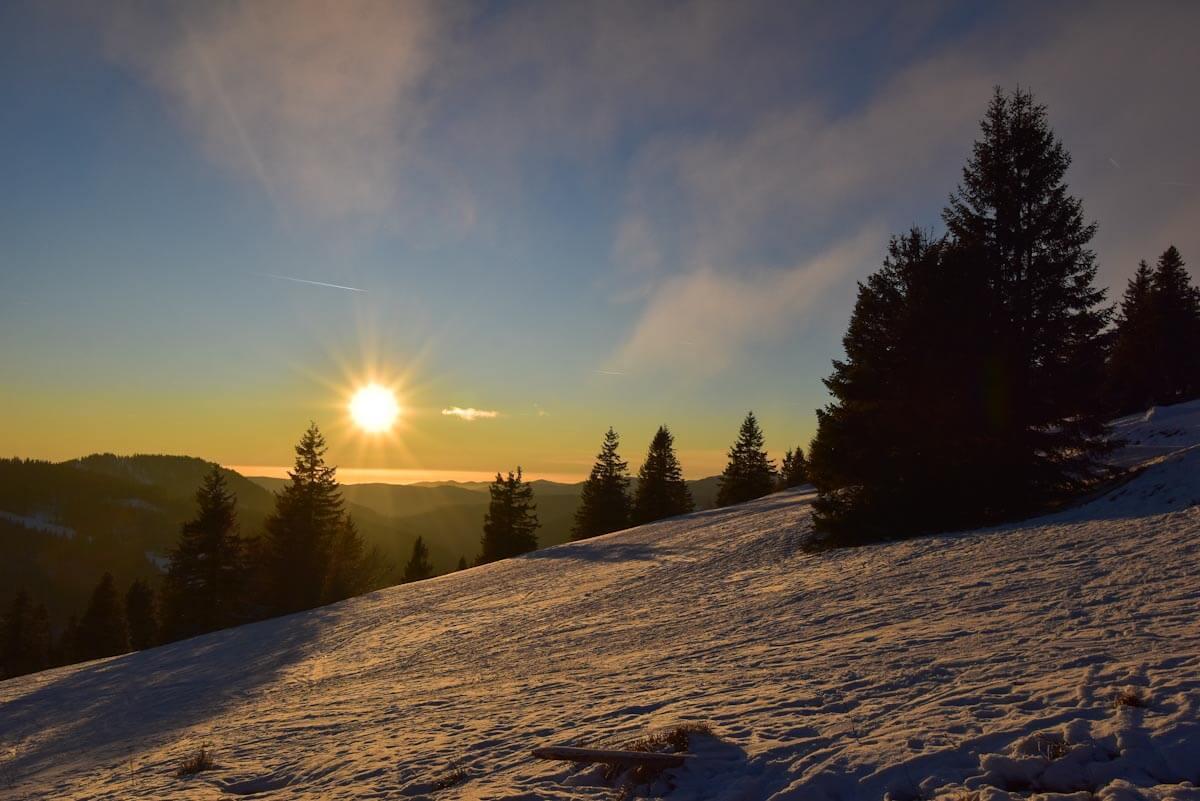 5 der schönsten Ausflugsziele im Schwarzwald im Winter