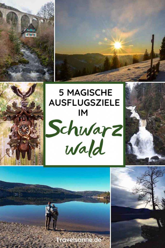 PIN Ausflugsziele im Schwarzwald