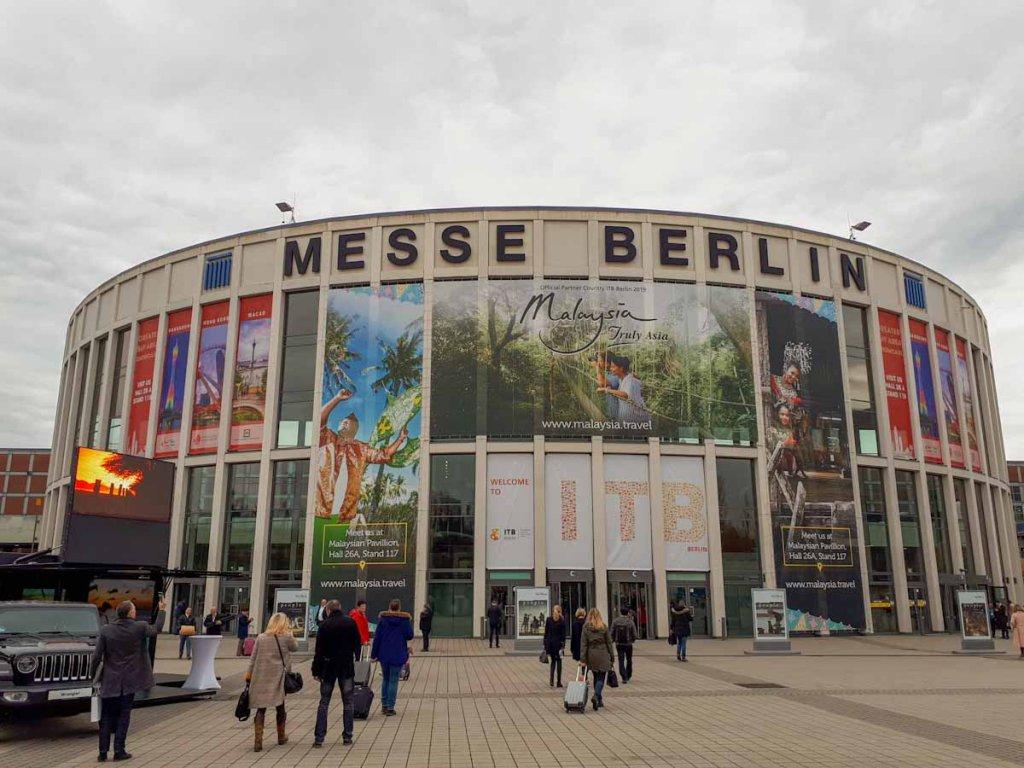 Zum ersten Mal als Blogger auf die Messe ITB Berlin