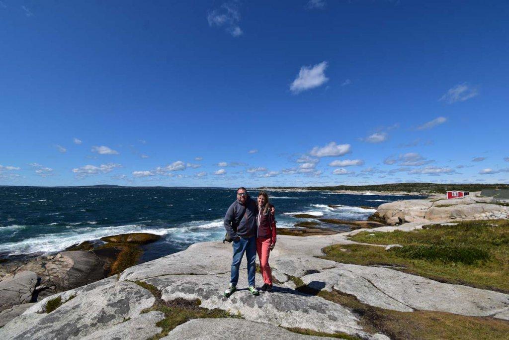 Ostkanada Rundreise: Besuch von Peggy's Cove in Nova Scotia