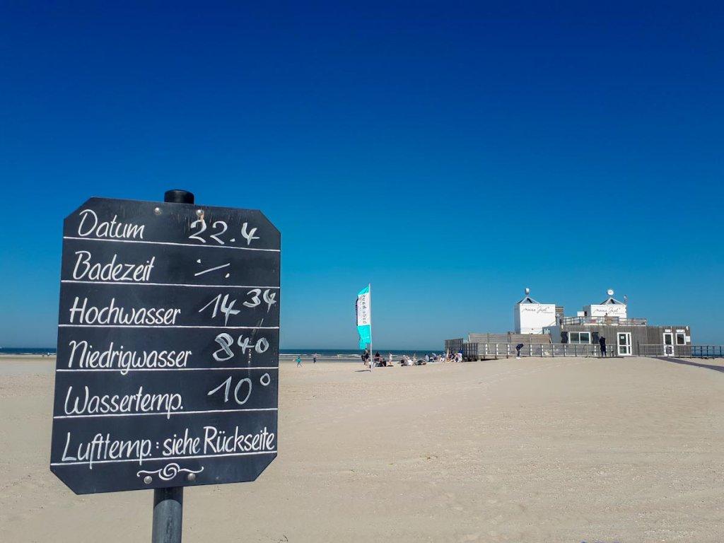 Familienurlaub an Ostern auf Norderney
