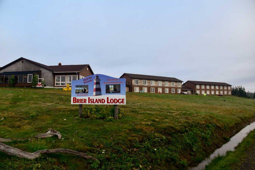 Guter Ausgangspunkt für Whale Watching Touren: Die Brier Island Lodge