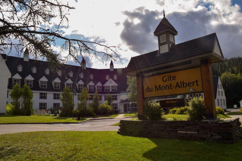 Luxus-Berghütte im Herzen des Gaspésie Nationalparks: Der Gîte du Mont-Albert