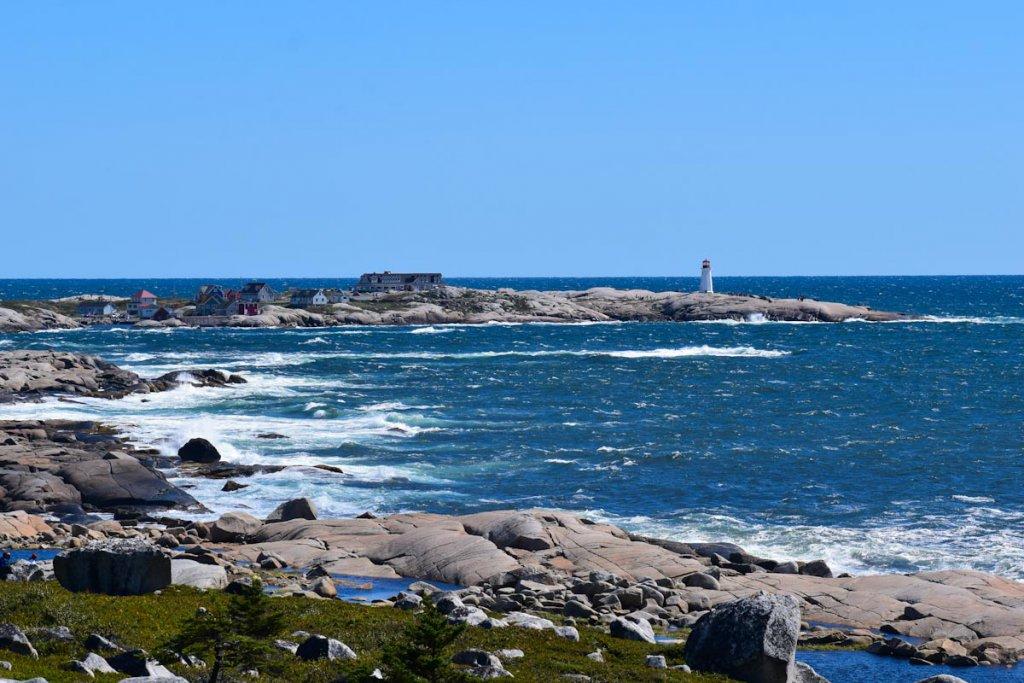 Der Leuchtturm von Peggy's Cove, Highlight jeder Ostkanada Rundreise