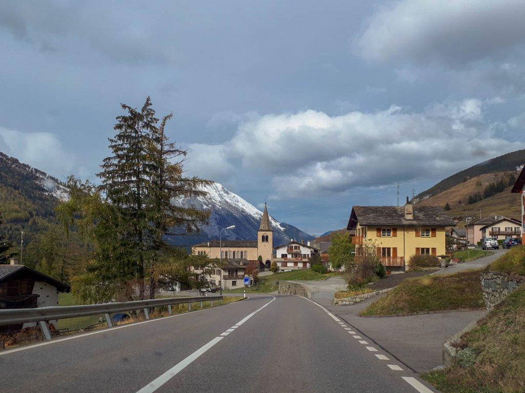 Roadtrip durch das einsame Aostatal in Italien