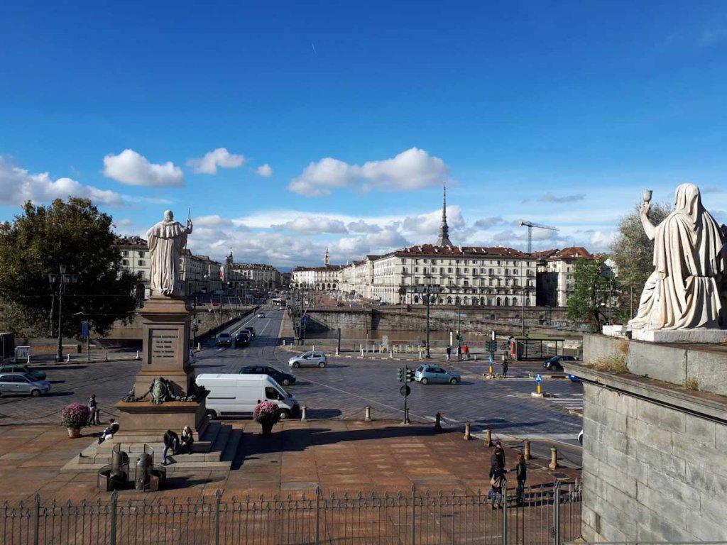 Städtetrip in die unbekannte Schönheit Turin in Italien