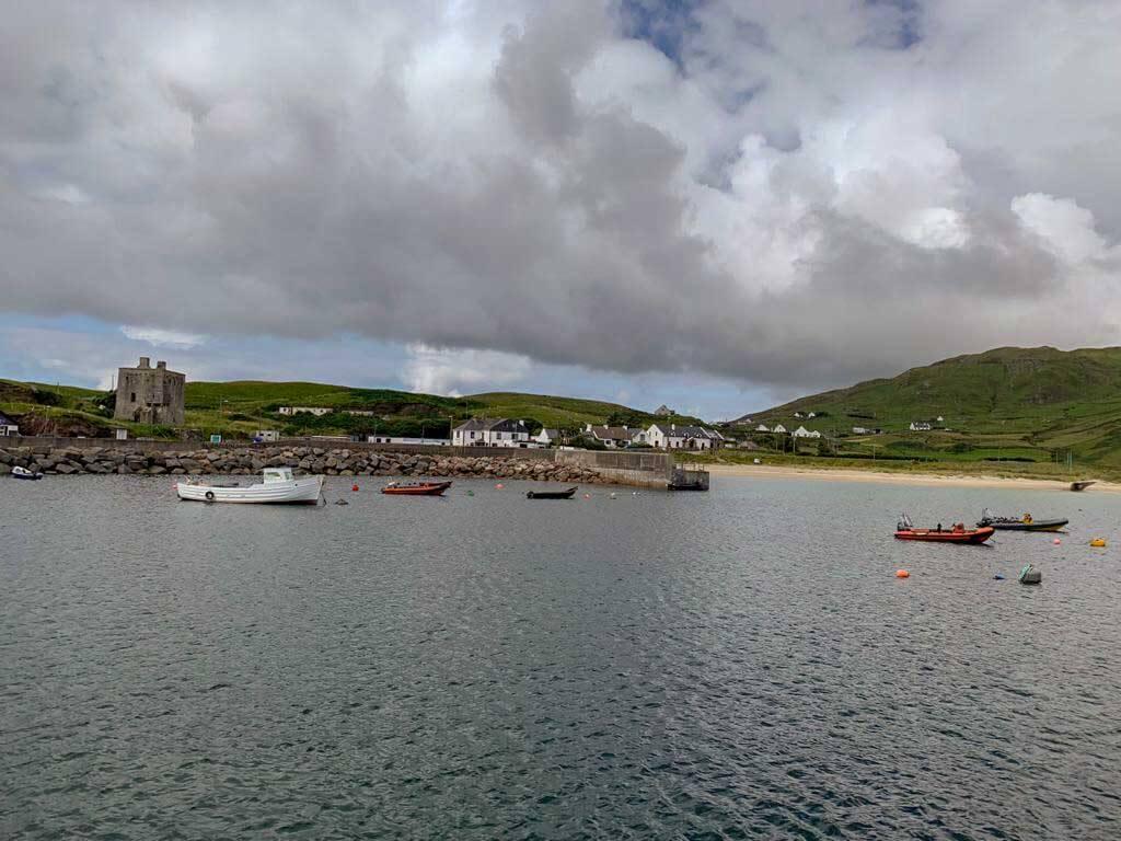 Irland Insider-Tipp: Das wildromantische Clare Island