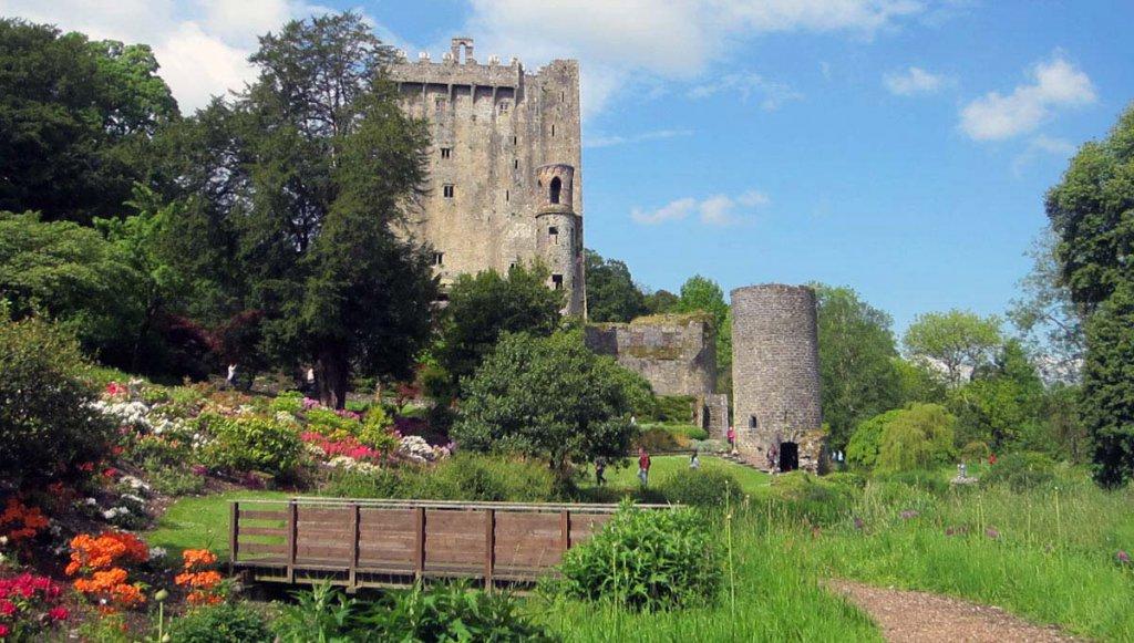 Irland Sehenswürdigkeit: Blarney Castle