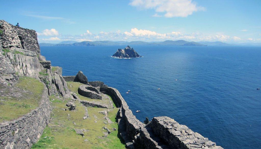 Must-See jeder Irland-Reise: Die Insel Skellig Michael