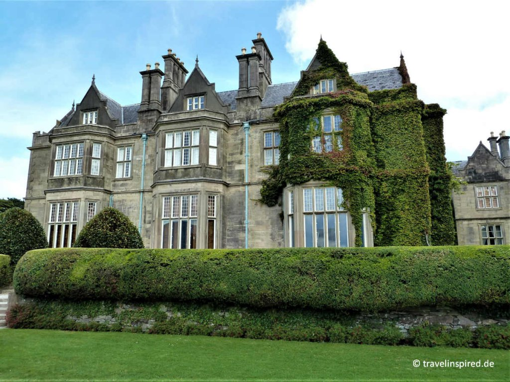 Irland Highlight: Muckross House im Killarney Nationalpark